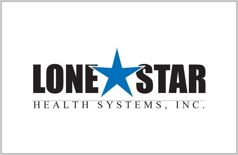 Professional Logo Design Lonestar Health Systems