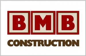 Professional Logo Design – BMB Construction