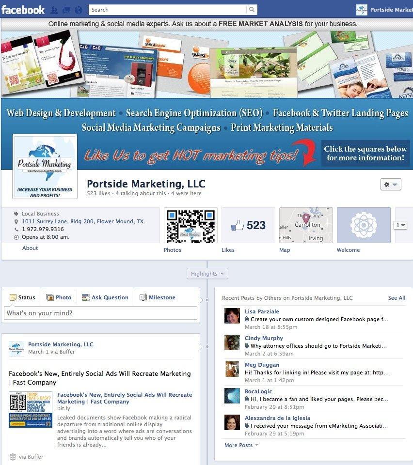 facebook-business-pages-fan-pages - Website Design Flower Mound ...