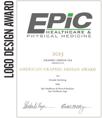2013 American Graphic Design Awards – Epic Healthcare