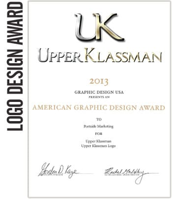 2013 American Graphic Design Awards – Upper Klassman