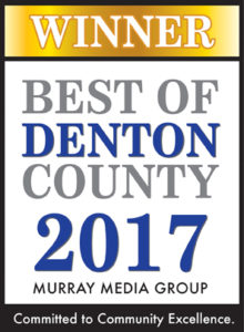 Best of Denton County Top 3