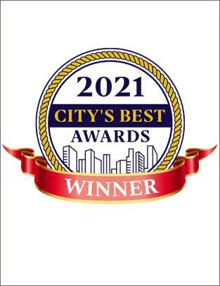 Citys Best Award Winner