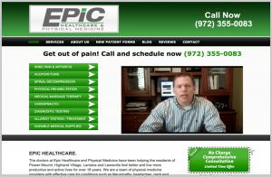 EPIC-Chiropractor-Website-Design