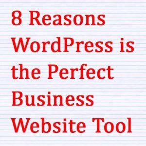 Is WordPress good for business website