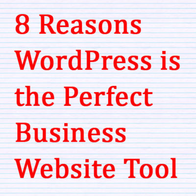 Is WordPress good for business website