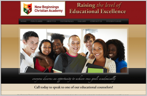 Academic / Educational Website Design