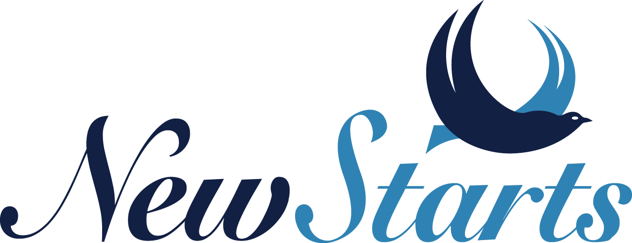 New Starts Logo Design Flower Mound