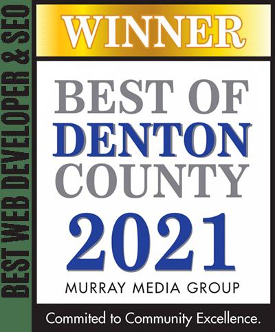 2021 Winner Best Web Developer & Seo