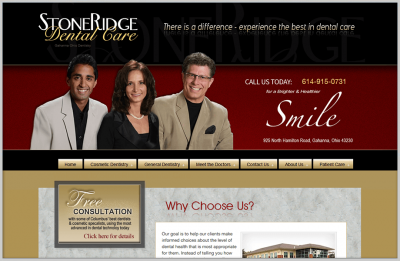 Dental Website Design & Marketing