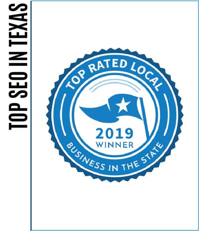 Portside Marketing, LLC is Top rated Local SEO in Texas 2019 Winner