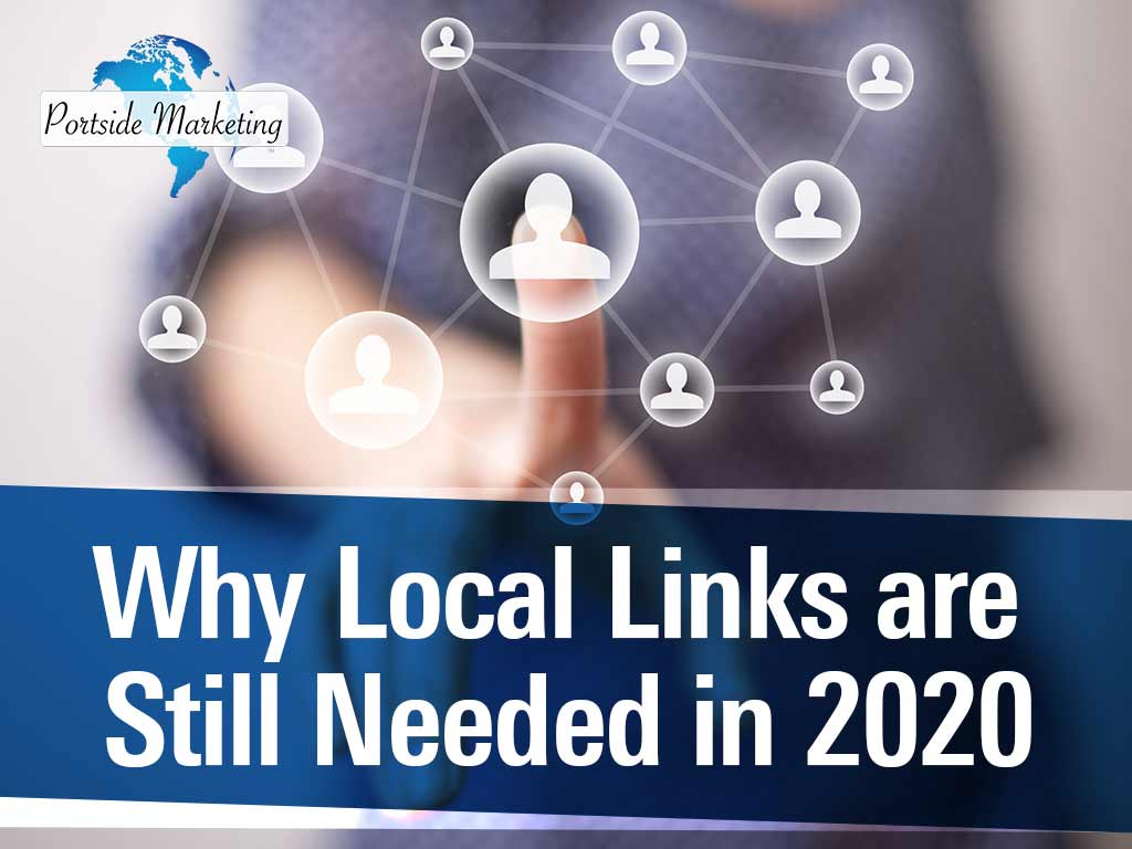 Why local links are still needed in 2020