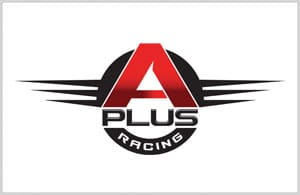 A Plus Racing Logo - Logo Design by Portside Marketing, LLC