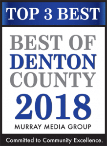 Best of Denton County Marketing 2018 Top 3