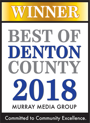 Best of Denton County Web Design SEO 2018 Winner