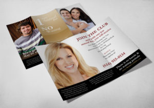 Brochure Design & Printing for Mark Levy DDS
