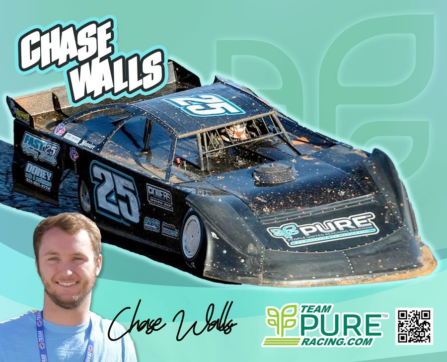 Chase Walls Hero Card