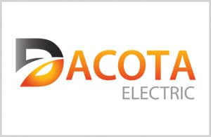 Dacota Electric Logo - Logo Design by Portside Marketing, LLC
