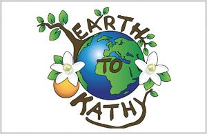 Earth to Kathy Logo - Logo Design by Portside Marketing, LLC