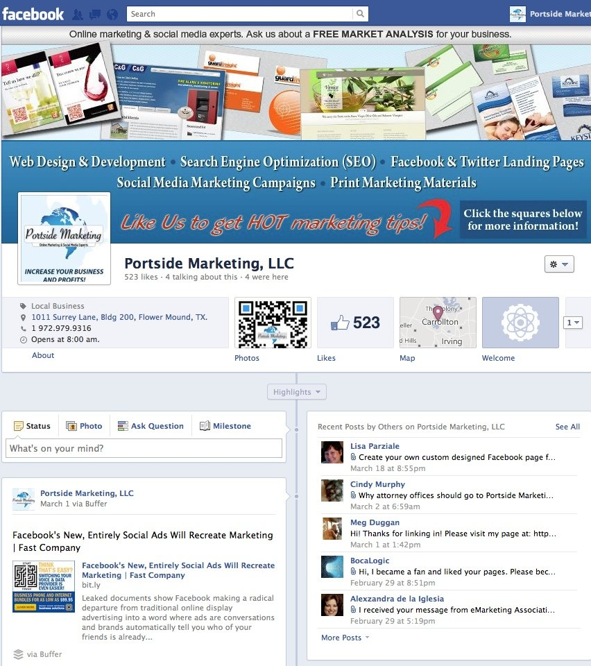 facebook_business_page_portside_marketing