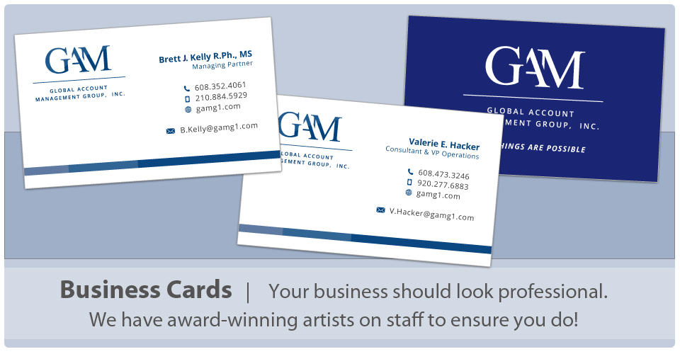 Quality Business Card Design and Printing