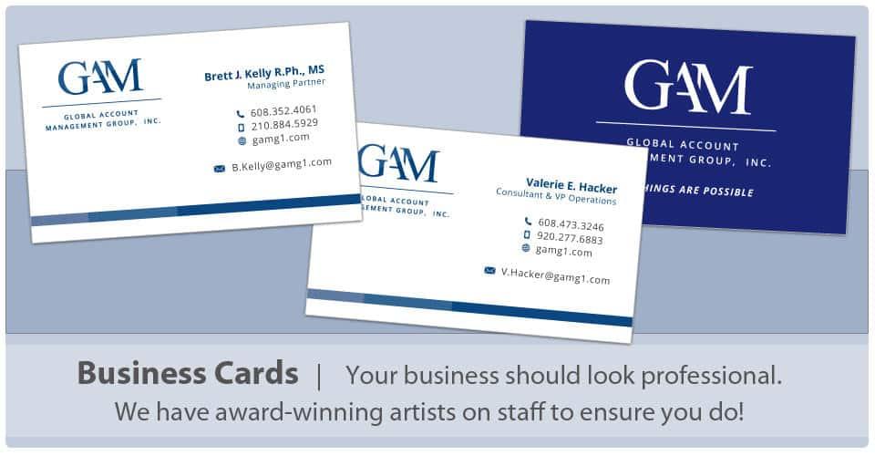 Business Cards Website Design Flower Mound Logo Designer