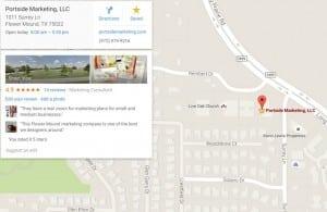 Google Maps Ranking Flower Mound Dallas Maps Ranking