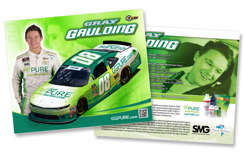 Hero Cards - Gray Gaulding Hero Card 2019 PURE