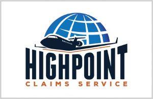 Highpoint Claims Service Logo Design Flower Mound