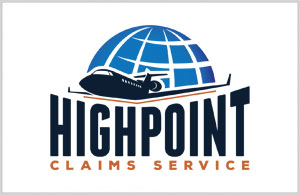 Highpoint Claims Service Logo Design Flower Mound