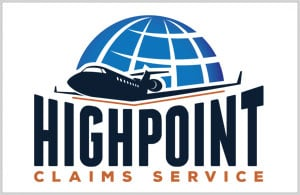 Highpoint Claims Logo - Logo Design by Portside Marketing, LLC