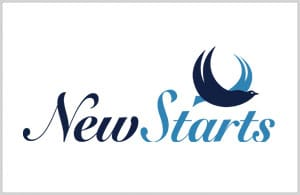 New Starts Logo - Logo Design by Portside Marketing, LLC