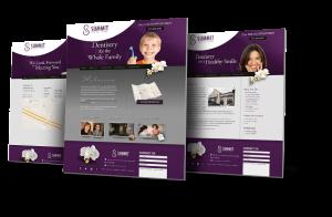 Website Design Flower Mound - Summit Dental Care