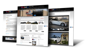 Plano Texas Web Design Sample