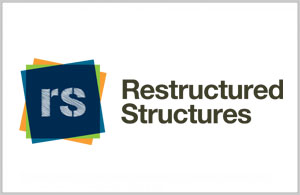 Restructured Structures Logo Design Dallas Texas