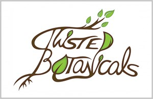 Twisted Botanicals Logo Design Flower Mound