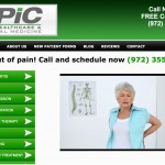Website Design Portfolio Chiropractor